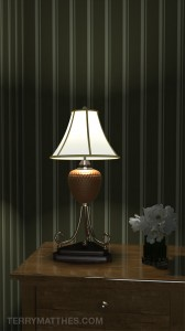 LaVRay Lamp Scene Final Macro